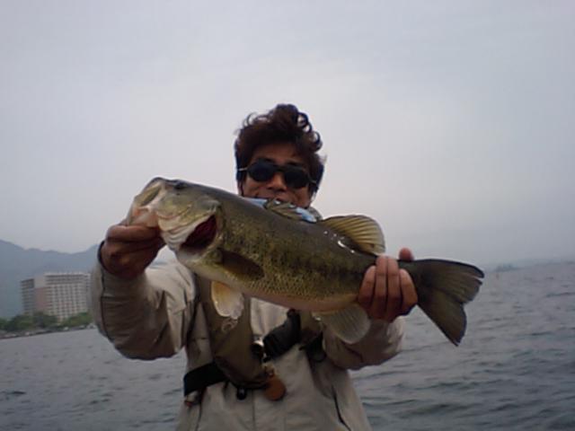 本日の最大魚