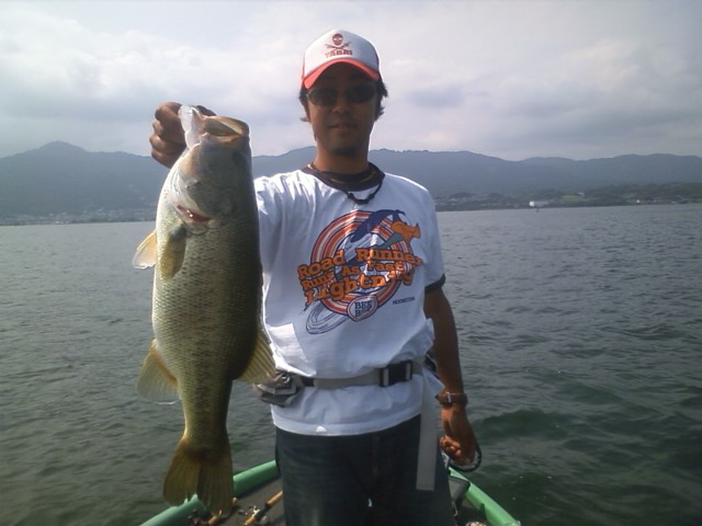 琵琶湖最終日