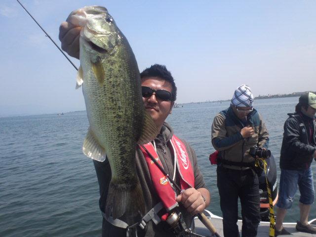 本日は釣り日和