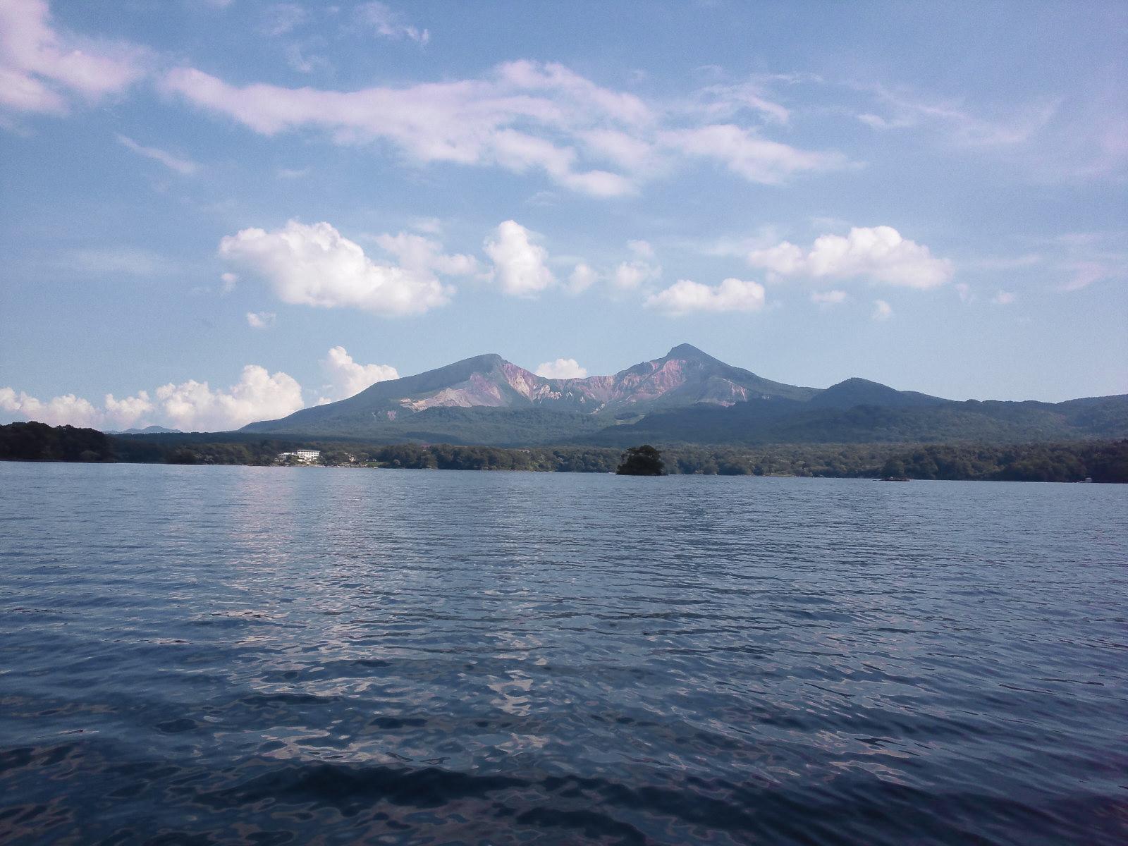 桧原湖ガイド