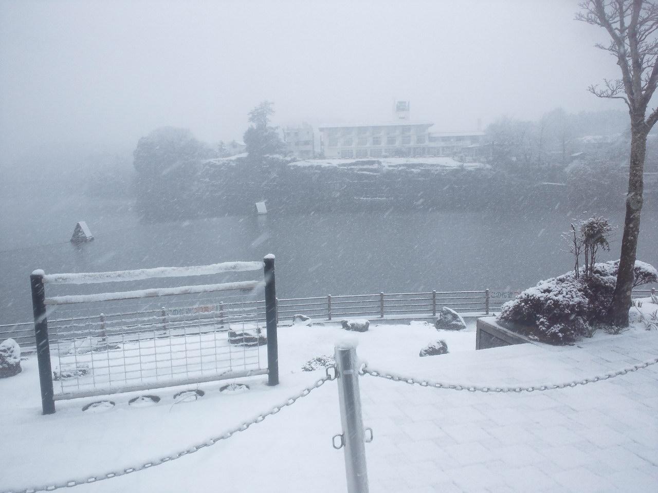 降雪コールドゲーム