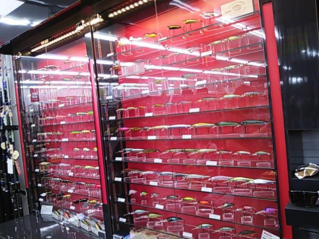 メガバスShop in Shop