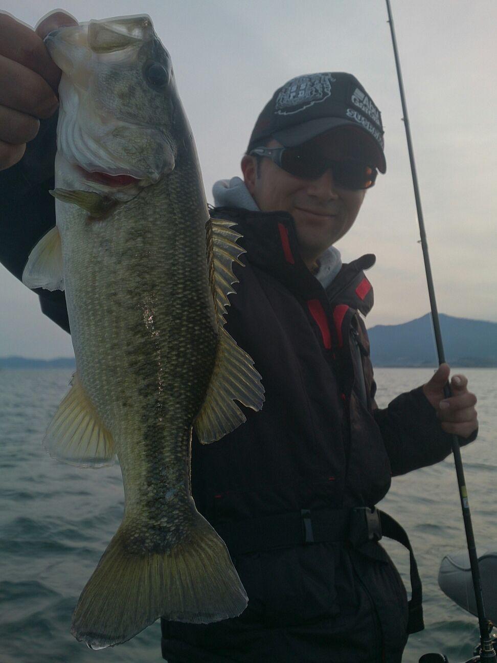 琵琶湖ガイドスタート