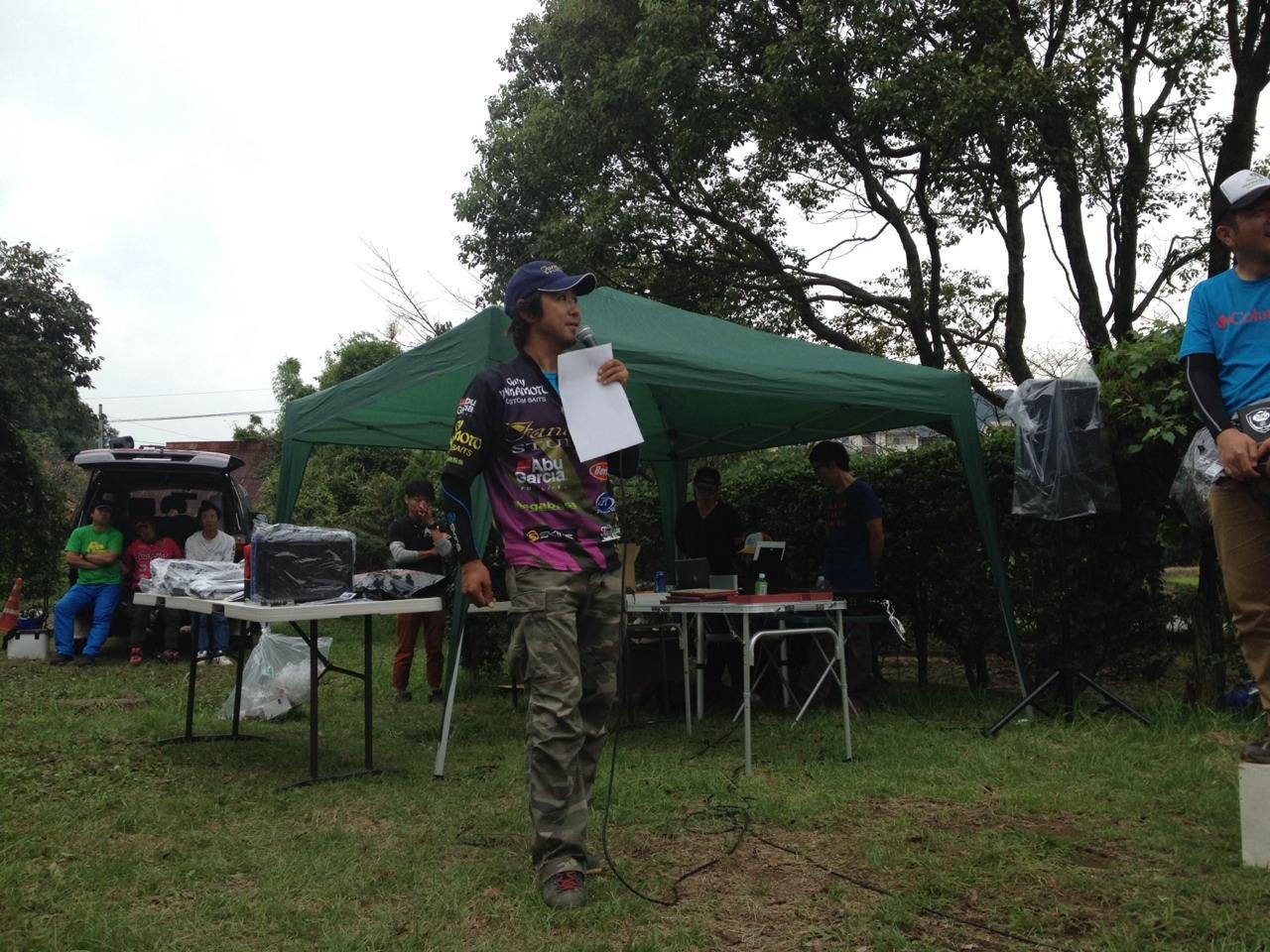 NBC陸釣りグラブ熊本