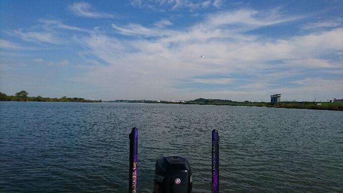 利根川プラ開始