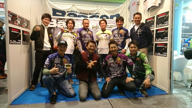 フィッシングショー大阪2017