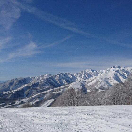 亀山→白馬